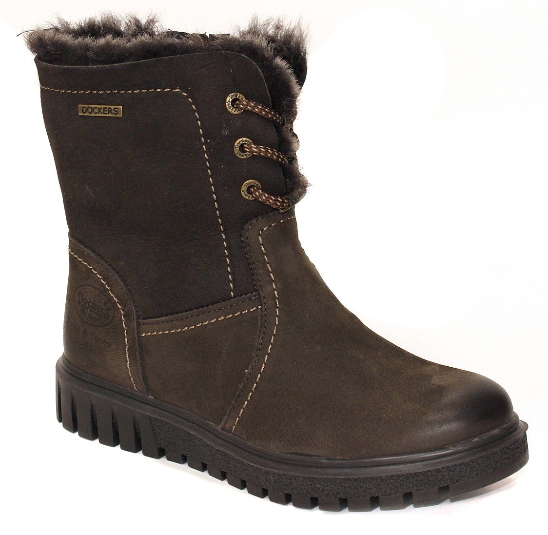 Полусапоги DOCKERS 881201 brown